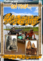 On Tour...  ROYAL EXPRESS BOAT CRUISE From Phnom Penh To Angkor Wat On The Tonle Sap | Movies and Videos | Action