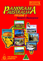 Panorama Australia Volume 2-Nature's Masterpiece | Movies and Videos | Action