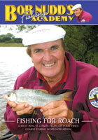 bob nudd's fishing academy  fishing for roach