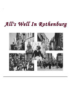 All's Well In Rothenburg | Movies and Videos | Action