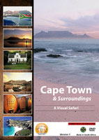 Cape Town & Surroundings A Visual Safari | Movies and Videos | Action