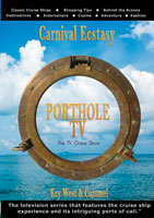 PortholeTV Ship: Carnival Ecstasy Key West FL, Cozumel Mexico | Movies and Videos | Action