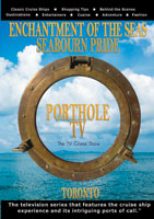 PortholeTV Royal Caribbean's ENCHANTMENT OF THE SEAS and SEABOURN PRIDE Toronto, Canada | Movies and Videos | Action