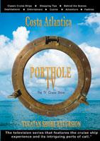 PortholeTV Ship: COSTA ATLANTICA Yucatan shore excursions | Movies and Videos | Action