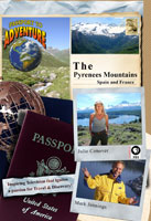 Passport to Adventure  The Pyrenees Mountains Spain and France | Movies and Videos | Action