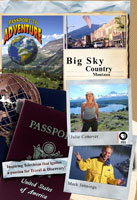 Passport to Adventure  Big Sky Country Montana | Movies and Videos | Action