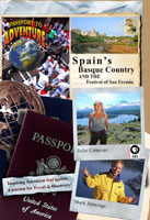 Passport to Adventure  Spain's Basque Country and the Festival of San Fermin   Movies and Videos   Action