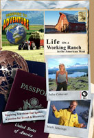 Passport to Adventure  Life on a Working Ranch in the American West | Movies and Videos | Action
