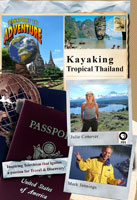 Passport to Adventure  Kayaking Tropical Thailand | Movies and Videos | Action