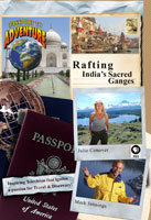 Passport to Adventure  Rafting India's Sacred Ganges | Movies and Videos | Action