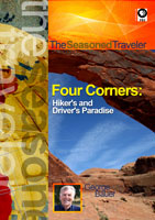 The Seasoned Traveler  Four Corners: Hiker's and Driver's Paradise | Movies and Videos | Action