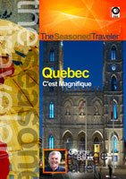 The Seasoned Traveler  Quebec C'est Magnifique | Movies and Videos | Action