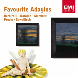 BARBIROLLI KARAJAN MARRINER PREVIN SAWALLISCH Favourite Adagios (2002) (EMI Classics) 320 Kbps MP3 ALBUM | Music | Classical