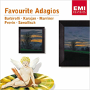 FAVOURITE ADAGIOS Barbirolli Karajan Marriner Previn Sawallisch (2002) (EMI Classics) 320 Kbps MP3 ALBUM | Music | Classical