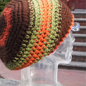Puff Puff Hat Pattern | Other Files | Arts and Crafts