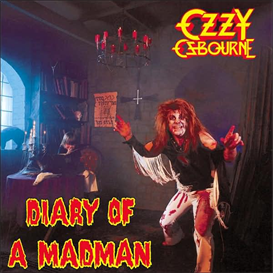 OZZY OSBOURNE Diary Of A Madman (2002) (RMST) (EPIC RECORDS) (1 BONUS TRACK) 320 Kbps MP3 ALBUM | Music | Rock