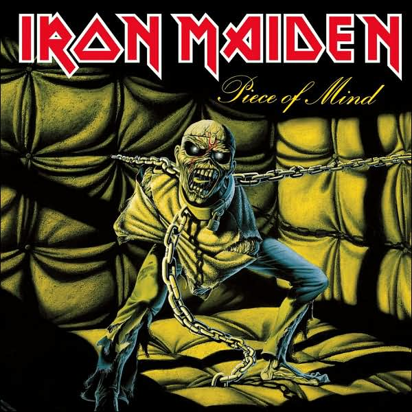First Additional product image for - IRON MAIDEN Piece Of Mind (1998) (RMST) (RAW POWER) (9 TRACKS) 320 Kbps MP3 ALBUM