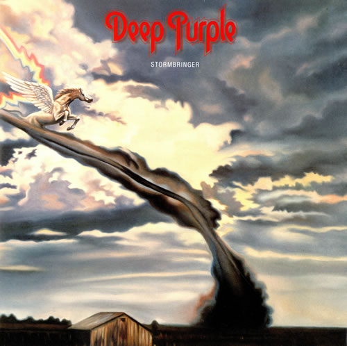 First Additional product image for - DEEP PURPLE Stormbringer (1998) (RMST) (EMI) (IMPORT) (U.K.) (9 TRACKS) 320 Kbps MP3 ALBUM