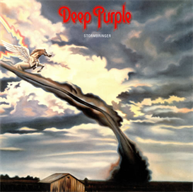DEEP PURPLE Stormbringer (1998) (RMST) (EMI) (IMPORT) (U.K.) (9 TRACKS) 320 Kbps MP3 ALBUM | Music | Rock