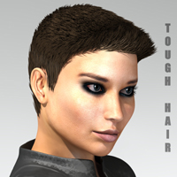 Tough Hair | Software | Design