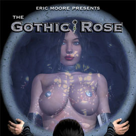 the gothic rose - erotica series - darkness
