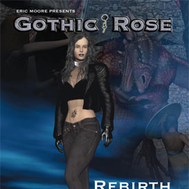 The Original Gothic Rose Series - Rebirth | eBooks | Science Fiction