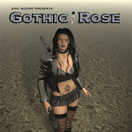 The Original Gothic Rose Series - Bloodline | eBooks | Science Fiction