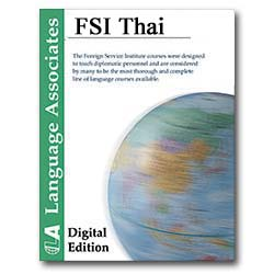 fsi thai digital edition, level 1, units 1-4 - free sample