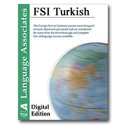 FSI Turkish Digital Edition, Level 1, Units 1-4 - Free Sample | Audio Books | Languages