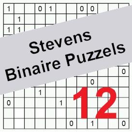 binaire puzzels 12