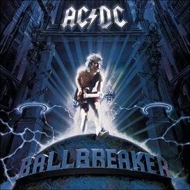 ACDC Ballbreaker (1995) (EASTWEST RECORDS AMERICA) (11 TRACKS) 320 Kbps MP3 ALBUM | Music | Rock