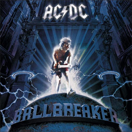 AC DC Ballbreaker (1995) (EASTWEST RECORDS AMERICA) (11 TRACKS) 320 Kbps MP3 ALBUM | Music | Rock