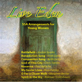 LivEden eSongBook SSA arrangements for Young Women | Music | Gospel and Spiritual