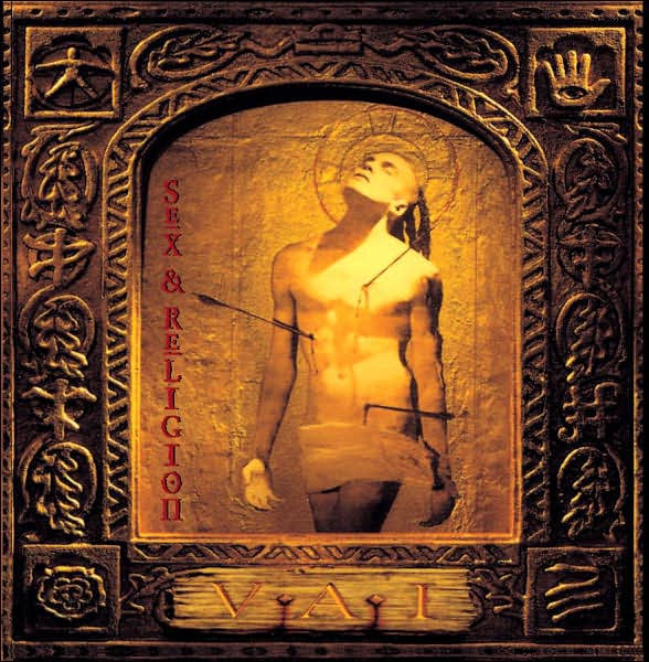 First Additional product image for - STEVE VAI Sex & Religion (1993) (RELATIVITY RECORDS) (13 TRACKS) 320 Kbps MP3 ALBUM