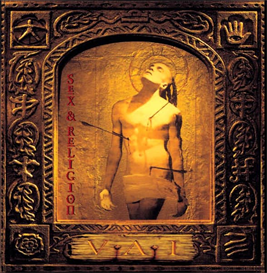 STEVE VAI Sex & Religion (1993) (RELATIVITY RECORDS) (13 TRACKS) 320 Kbps MP3 ALBUM | Music | Rock