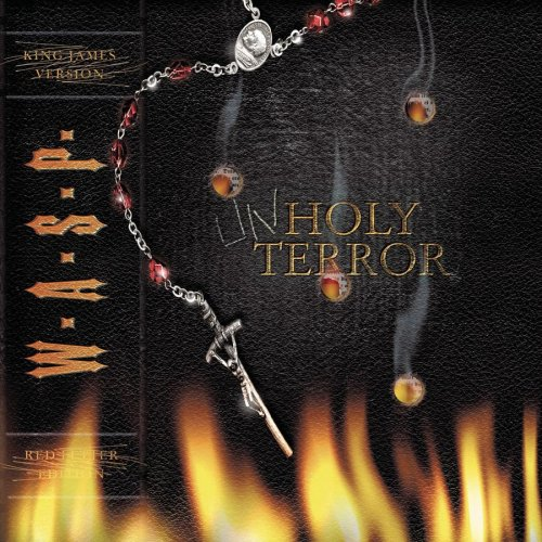 First Additional product image for - WASP Unholy Terror (2001) (METAL-IS RECORDS) (10 TRACKS) 320 Kbps MP3 ALBUM