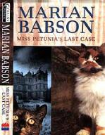 Miss Petunias Last Case by Marian Babson | eBooks | Mystery and Suspense
