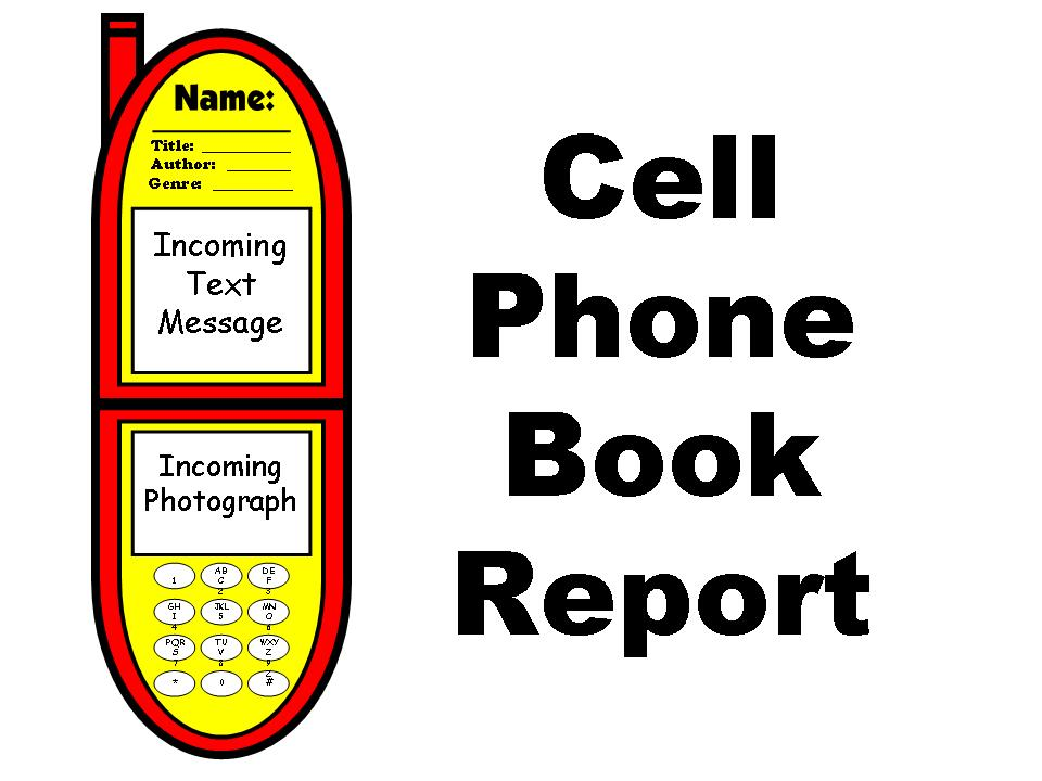 Cell phone book