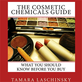 The Cosmetic Chemicals Guide Book in color