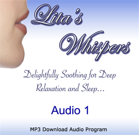 Lita's Whispers - 2 Audio Download Sleep and Relaxation Set | Audio Books | Health and Well Being
