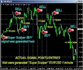 Forex scalper software