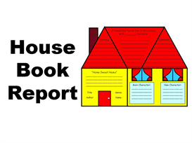 House Book Report Set | Other Files | Documents and Forms