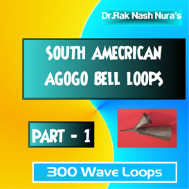 South American  Agogo Bells - Part-1 | Music | Soundbanks