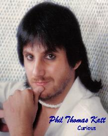 I've Never Been Alive - Phil Thomas Katt | Music | Miscellaneous