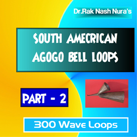 South American  Agogo Bells - Part-2 | Music | Soundbanks