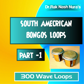 South American Bongos - Part-1 | Music | Soundbanks