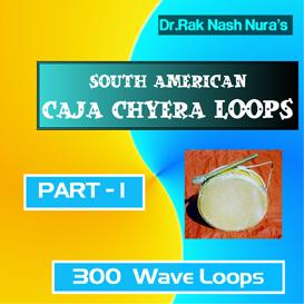 South American Caja Chayera - Part - 1 | Music | Soundbanks