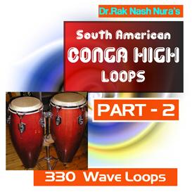 SOUTH AMERICAN CONGA high - PART- 2 | Music | Soundbanks