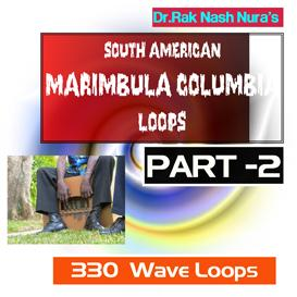 South American Marimbula -  Part - 2 | Music | Soundbanks