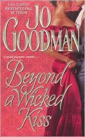 Beyond a Wicked Kiss by Jo Goodman PDF   eBooks   Romance